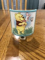 Disney Winnie the Pooh and Piglet Night Light Light Activated