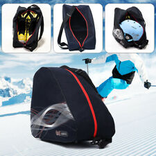 Portable Skating Shoes Helmet Storage Bag Ski Snowboard Boots Luggages Carrier