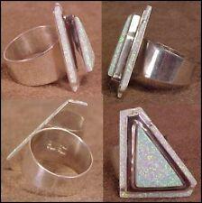 NAVAJO Hand made RING  size 9 1/4   # 334REA