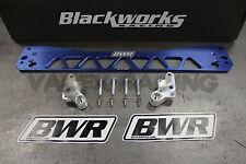 Blackworks BWR Rear Subframe Brace 96-00 Honda Civic EK Blue
