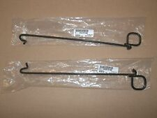 John Deere Gator Tailgate Bed Latches (Pair) - Part # VGA12138 and VGA12139