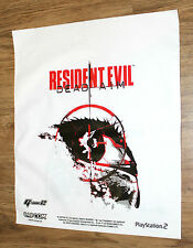 2000 Resident Evil Dead Aim very rare promo Shopping Bag  38x32cm