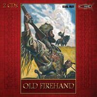 KARL) OHRENKNEIFER (MAY - OLD FIREHAND (HÖRSPIEL)  2 CD NEW MAY,KARL