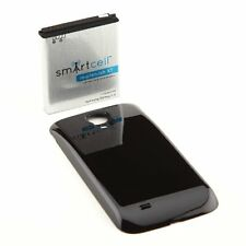 5200mAh extended battery for Galaxy S 4 IV i9500 NFC + Black cover SmartCell