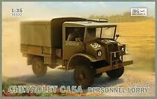 IBG Models 35037 Chevrolet C15A Personnel Lorry Model Kit 1/35 Scale