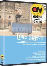 On Video Winter 2004 Love Story Skateboarding Skate DVD Movie Video Sports