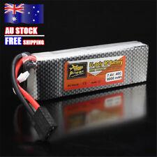 8000mAh 2S 7.4V 40C LiPo Battery TRX Plug for RC Car Truck LiPo Battery AU!!!
