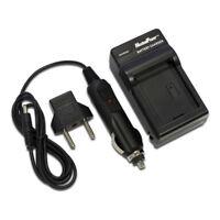 Camera Battery Charger For NIKON COOLPIX ENEL3 EN-EL3 EN-EL3A Wall + Car + USB
