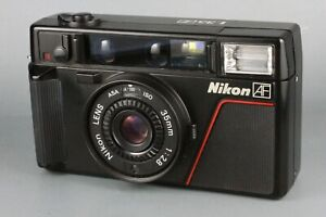 Nikon L35 AF Point & Shoot 35mm f/2.8 Film Camera #5