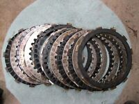 1979 Honda CB750F CB750 F Supersport Clutch Frictions and Steels