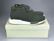 ADIDAS CONSORTIUM X END NMD C1 Olive CHUKKA US 12.5 NEW Ultra Boost
