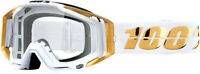 100% Racecraft Goggles LTD w/Clear Lens #50100-313-02