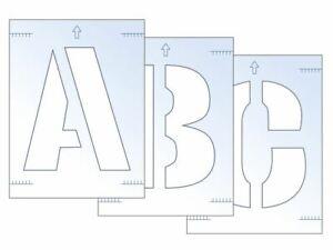 Scan - Letter Stencil Kit 300mm