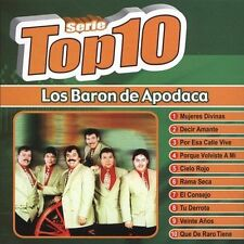 Baron De Apodaca : Serie Top 10 CD