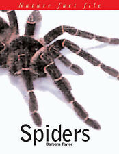 Nature Fact File on Spiders by Barbara Taylor (Paperback) NEW Spider BOOK