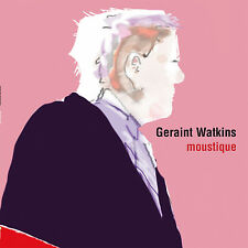 GERAINT WATKINS 'Moustique' 180g vinyl LP new 2014 Americana Rock album sealed