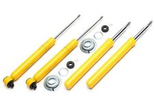 Short Sport Gas Lowering Shocks / Struts For VW Polo 86 / 86C MK1 MK2 MK3