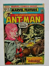 MARVEL FEATURE #8  ORIGIN ANT-MAN & THE WASP  NICE LOWER GRADE