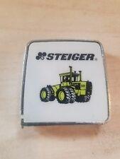 Vintage Steiger Tractor Tape Pocket Lufkin Measure