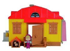 Masha y el Oso La Casa con Figuras y Accesorios de Simba Toys Juguete TV Novedad