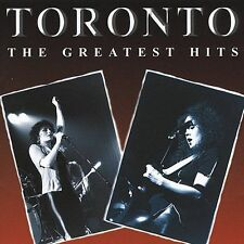 Toronto - Greatest Hits (CD 2002 Solid Gold Records) includes 3 videos - NR MINT