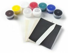 Leather and Vinyl Repair DIY Kit - Air Dry Repairs holes, rips, tears, gouges