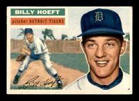 1956 Topps Set Break # 152 Billy Hoeft EX-MINT *OBGcards*