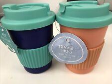 Pair Of Travel Mugs