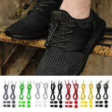 New listing Elastic Shoelaces Lock Laces No Tie Triathlon Running Jogging Elasticated Lace