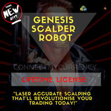 Genesis Scalper Fully Automated Trading System / Strategy + Lifetime License