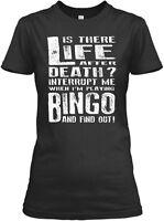 Bingo Life Gildan Women's Tee T-Shirt