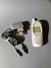 2001 Cell Mobile Phone Siemens S46 GSM GPRS TDMA