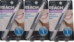 Lapiz Blanqueador Instantaneo Reach Essentials 3 Und Por Pack