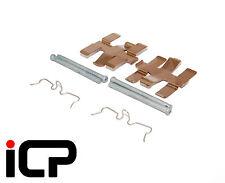 Rear 2 Pot Brake Pad Pin Fitting Kit Fits Subaru Impreza Turbo 98-07