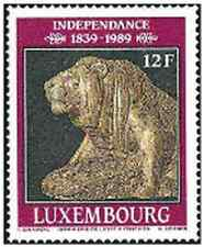 Timbre Luxembourg 1167 ** lot 8313