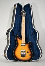 2001 Peavey EVH Wolfgang Standard Sunburst Finish Electric Guitar USA w/OHSC