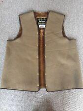 Genuine Barbour Wax Jacket Lining Fur Popper 107cm Large or Medium mens