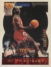 1998 Upper Deck MJ Timepieces MICHAEL JORDAN #2 DIe-Cut /2300
