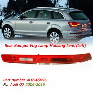 For AUDI Q7 06-15 08 REAR LOWER BUMPER TAIL LIGHT LAMP PASSENGER SIDE LEFT SIDE