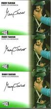 ITC TV CENTURY 21 JOE 90 UNSTOPPABLE CARDS MARY TURNER MT1  AUTOGRAPH CARD