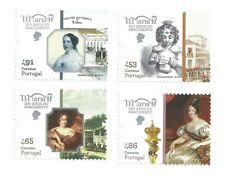 Portugal 2019 - 200 Years Queen Maria II birth set MNH