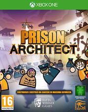 Prison Architect XBOX ONE IT IMPORT SOLD OUT PUBLISHING