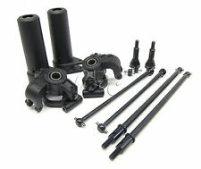 1/8 Yeti XL AXLES, Bearings & KNUCKLES (F/R Drive Shafts adapters Axial AX90032