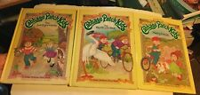 Cabbage Patch Kids Making Friends The Just-Right Family Big Bicycle Race Set Lot