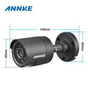 ANNKE 1pcs 900TVL Bullet Outdoor CCTV Camera Night Vision for Home Security Kit