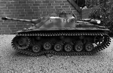 Sturmgeschütz III Panzer Ausf.G spät RC Ostketten , Wehrmacht , Panzer