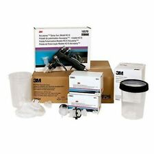 3M Accuspray #16605 HG18/PPS Starter Kit - Gun, Cups, Heads, Lids & Liners SAVE$
