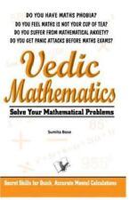 Vedic Mathematics by Sumita Bose (2012, Paperback)