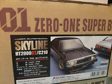 Body Set ABC Hobby 66129 - Nissan Skyline HT2000GT (C210)