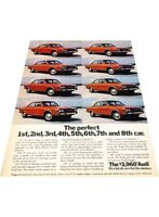 traffic light car 2011 Audi A7 Classic Vintage Advertisement Ad H46